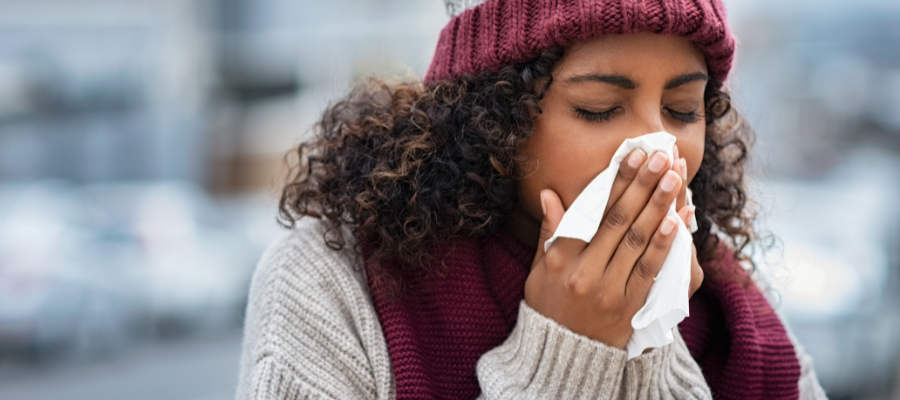 Cold and Flu Season Cleaning in St Louis
