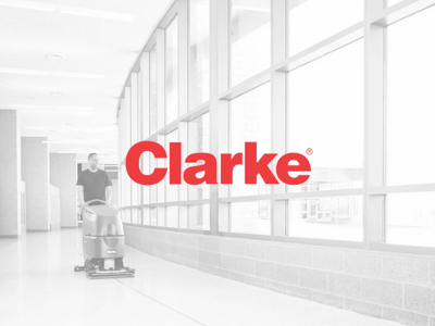 Clarke cleaning equipment in St Louis