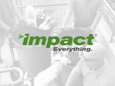 Impact cleaning supplies in St Louis