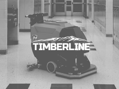 Timberline cleaning equipment in St Louis