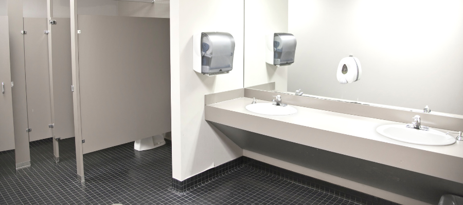 Disinfection in Restrooms