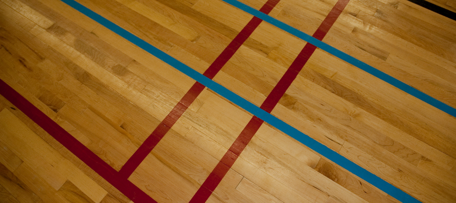 Gym Floor Cleaning in St Louis