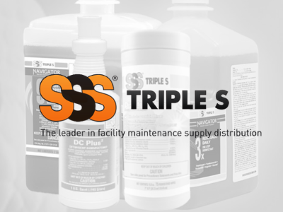 Triple S cleaning supplies in St Louis