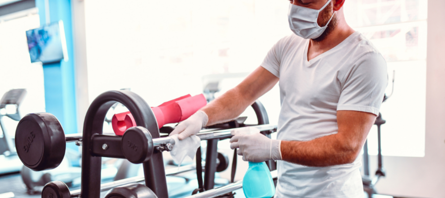 Cleaning Fitness Facilities in St Louis